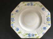 Melba china serving plate Octagonal